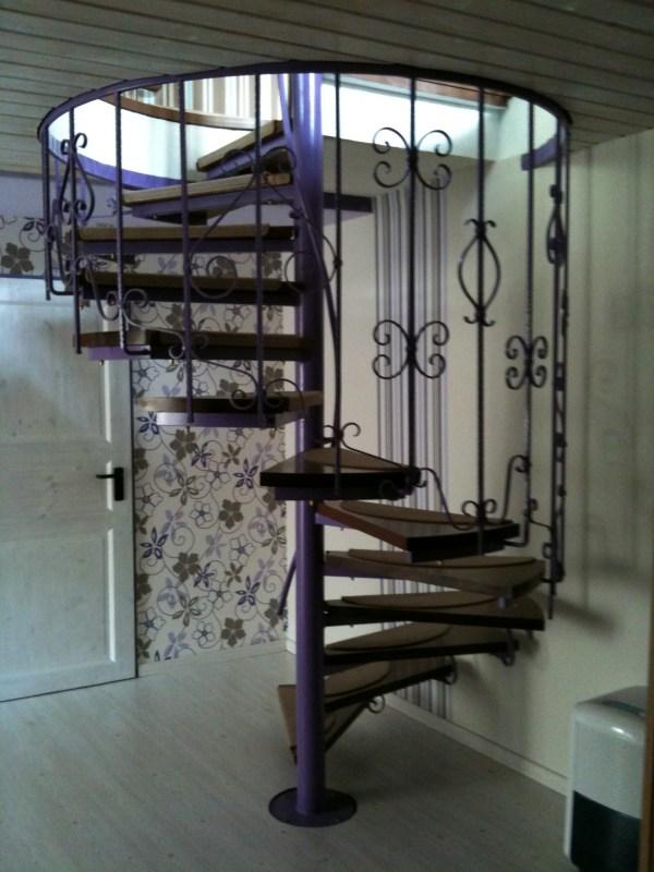 metallbau klein gmbh sortiment treppen. Black Bedroom Furniture Sets. Home Design Ideas